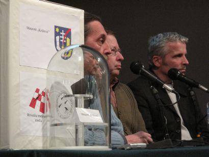 Tiskovna konferencija 7. ožujka 2011.