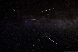 Perzeidi - kiša meteora